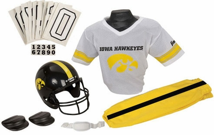 Iowa Deluxe Youth Uniform Set - Small