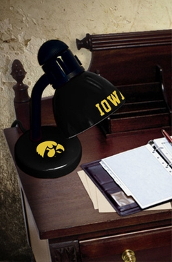 Iowa Dorm Lamp
