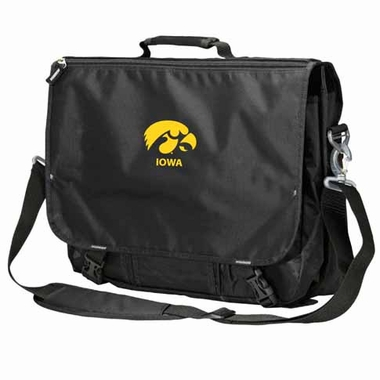 Iowa Executive Attache Messenger Bag