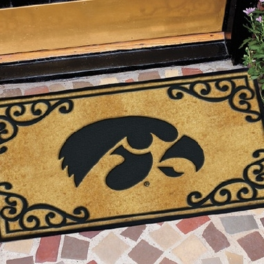 Iowa Exterior Door Mat