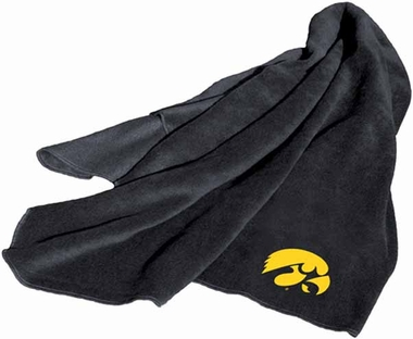Iowa Fleece Throw Blanket