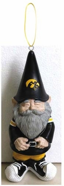 Iowa Gnome Ornament