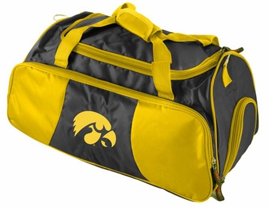 Iowa Athletic Duffel