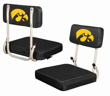 Iowa Hard Back Stadium Seat