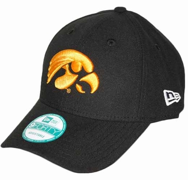 Iowa Hawkeyes 9Forty The League Adjustable Hat