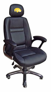 Iowa Head Coach Office Chair