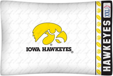 Iowa Individual Pillowcase