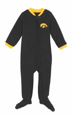 Iowa Infant Footed Sleeper Pajamas