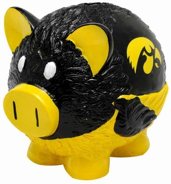 Iowa Large Thematic Piggy Bank