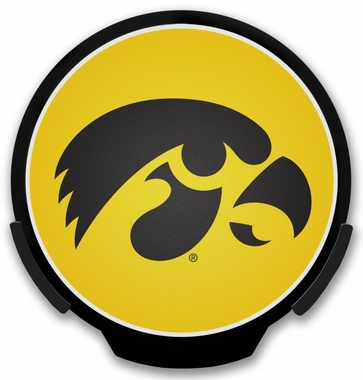 Iowa Light Up Power Decal