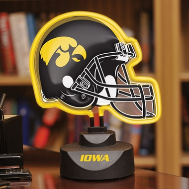 Iowa Neon Display Helmet