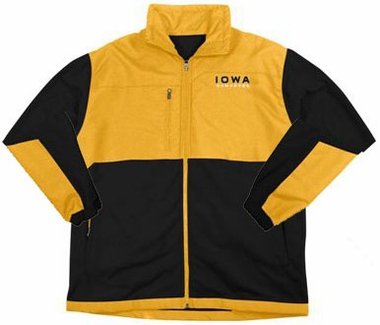 Iowa Poly Dobby Full Zip Midweight Jacket