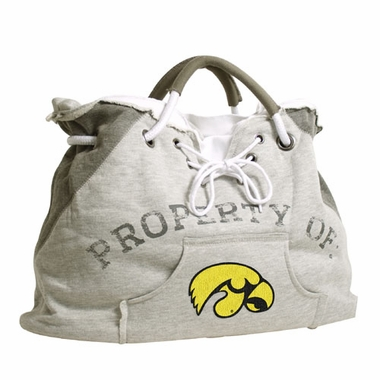 Iowa Property of Hoody Tote