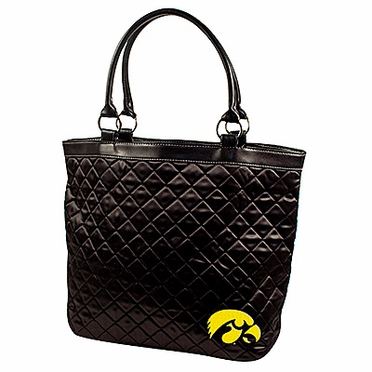 Iowa Quilted Tote