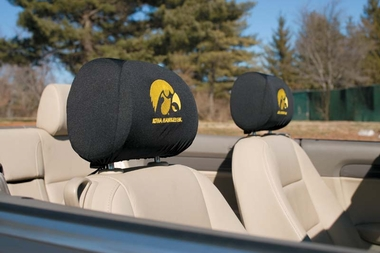 Iowa Set of 2 Headrest Covers (F)