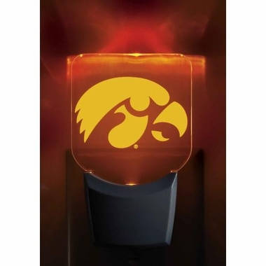 Iowa Set of 2 Nightlights
