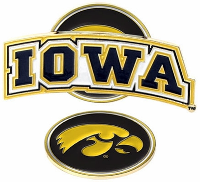 Iowa Slider Clip With Ball Marker