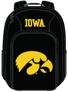 Iowa Southpaw Youth Backpack