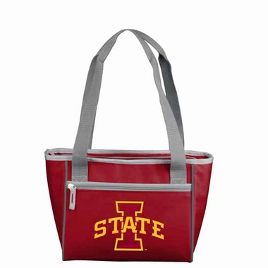 Iowa State 16 Can Tote Cooler