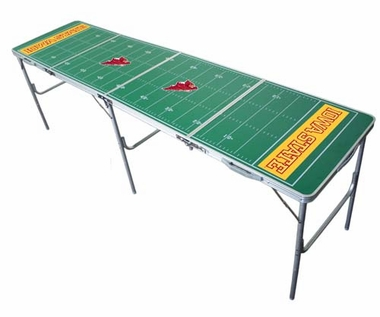 Iowa State 2x8 Tailgate Table