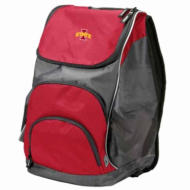 Iowa State Action Backpack (Color: Red)