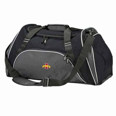Iowa State Action Duffle (Color: Black)