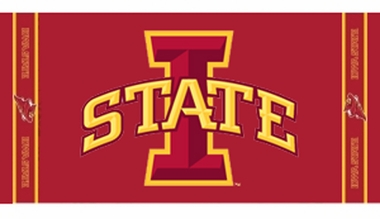 Iowa State Beach Towel