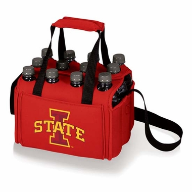 Iowa State Beverage Buddy (12pk) (Red)