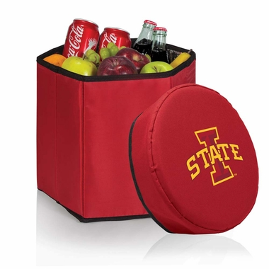 Iowa State Bongo Cooler / Seat (Red)
