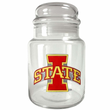 Iowa State Candy Jar