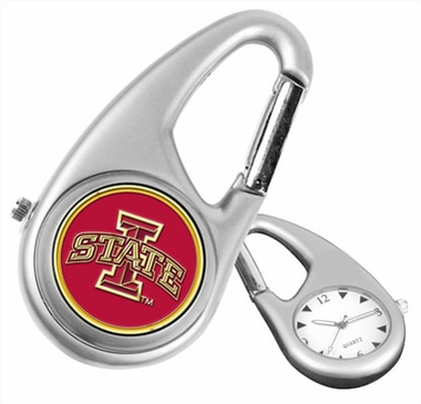 Iowa State Carabiner Watch