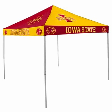 Iowa State Checkerboard Tailgate Tent