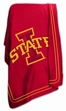 Iowa State Classic Fleece Throw Blanket
