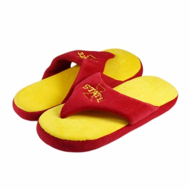 Iowa State Comfy Flop Sandal Slippers