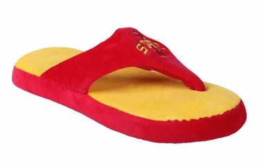 Iowa State Unisex Comfy Flop Slippers
