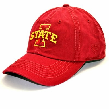 Iowa State Crew Adjustable Hat