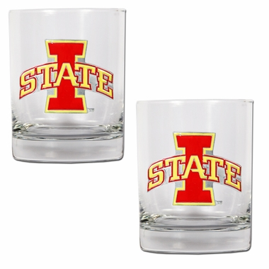 Iowa State Double Rocks Set