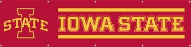 Iowa State Eight Foot Banner
