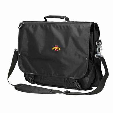 Iowa State Executive Attache Messenger Bag