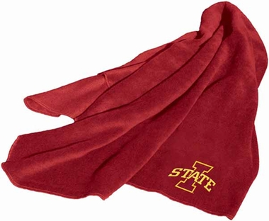 Iowa State Fleece Throw Blanket