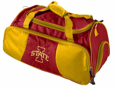 Iowa State Athletic Duffel