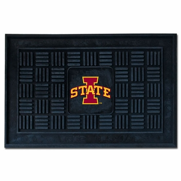 Iowa State Heavy Duty Vinyl Doormat