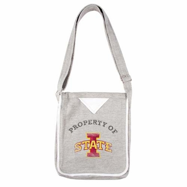 Iowa State Hoodie Crossbody Bag