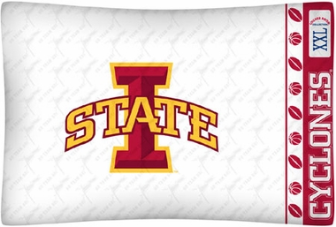 Iowa State Individual Pillowcase