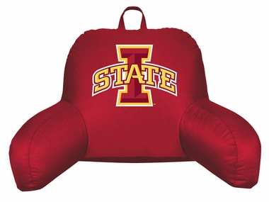 Iowa State Jersey Material Bedrest
