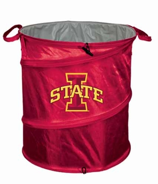 Iowa State Light Duty Trashcan