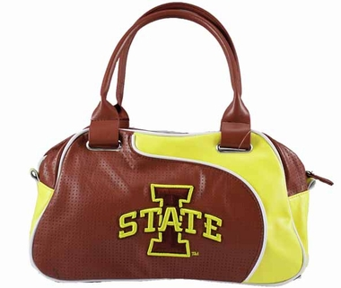Iowa State Perf-ect Bowler Purse