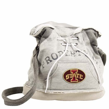 Iowa State Property of Hoody Duffle