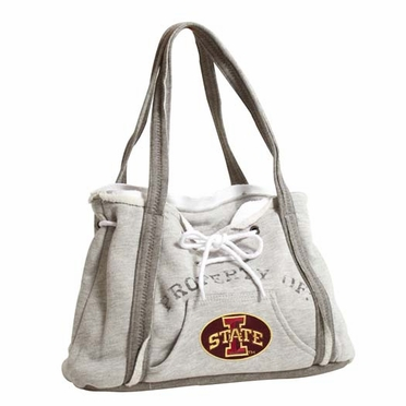 Iowa State Property of Hoody Purse