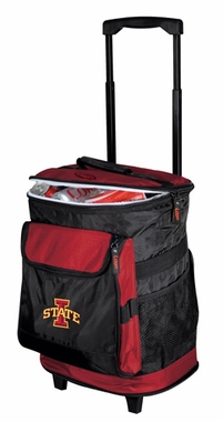 Iowa State Rolling Cooler